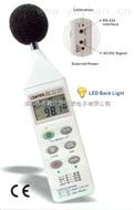 台湾群特CENTER321声级计  噪音仪