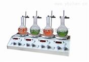 HJ-2\4\6多頭磁力加熱攪拌器