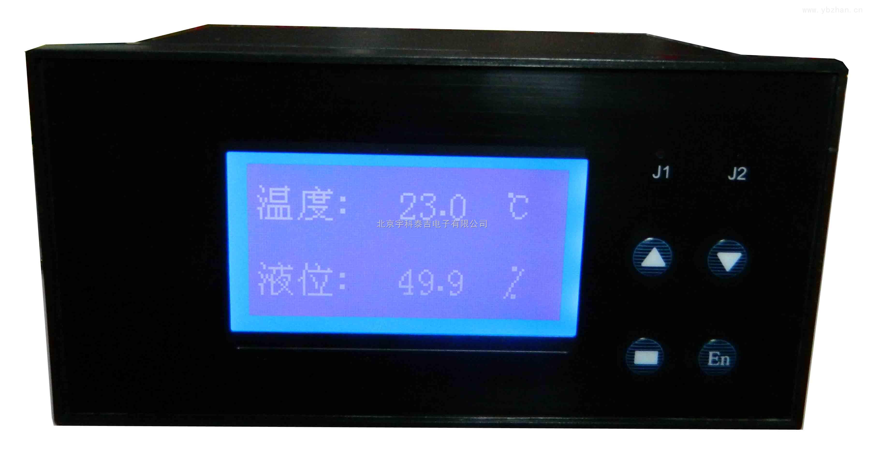 智能雙通道液晶顯示調節儀-雙回路報警儀