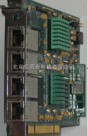GT5001-4-Port 10/100/1000Mbps 以太网测试模块(RJ45电接口)