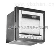 上海大华仪表厂XWBJ-100大型圆图自动平衡记录仪