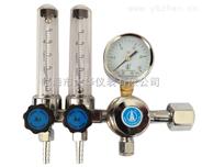 YQAr-03L型氩气双管流量计