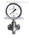 Y-100B/ML螺纹式隔膜压力表