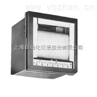 上海大华仪表厂XQGJ-100中型圆图自动平衡记录仪