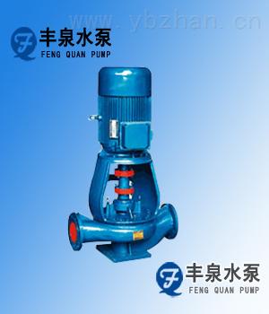 ISGB便拆式管道泵