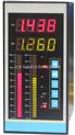 双路液位光柱显示仪 4-20ma变送输出 RS485通讯