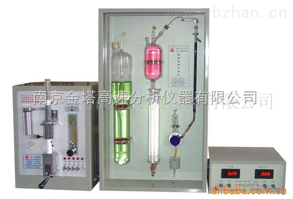 碳硫数显分析仪
