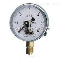 YXC-102B-FZ耐蚀抗振磁助电接点压力表