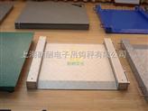 1000kg小地磅(1.2*1.2)不锈钢超低单层小地磅