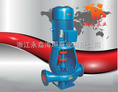 管道泵型號 ISGB型便拆式管道泵