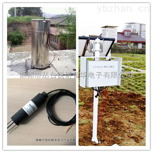 山洪预警系统使用的土壤水分传感器