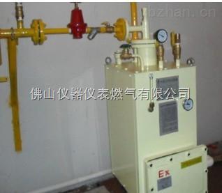 电热式气化器---100kg/h液化石油气气化器