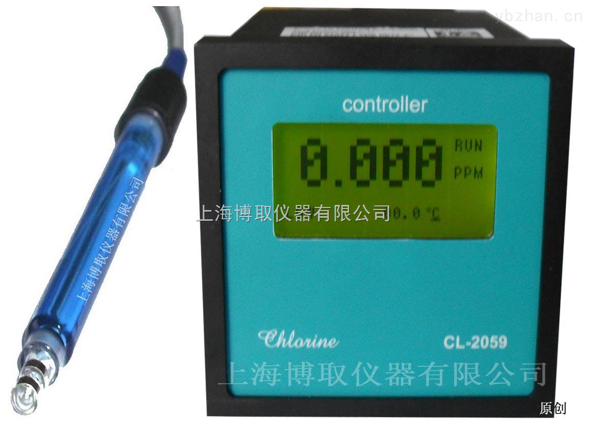 CL-2059-余氯、总氯、二氧化氯分析仪,臭氧、温度变送器