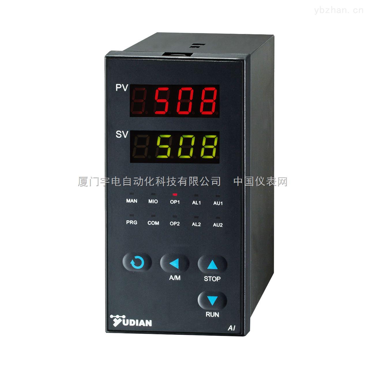 厦门宇电AI-508经济型温度控制器 (0.3级精度)干燥箱、试验箱、包装机、食品机械等行业常用表