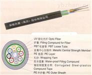 2-144芯松套層絞式光纜GYTS