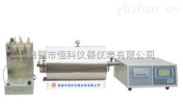 煤质硫含量测定-汉字测硫仪