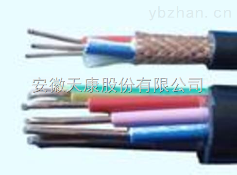 KFFP氟塑料耐高温控制电缆 品牌电缆直销