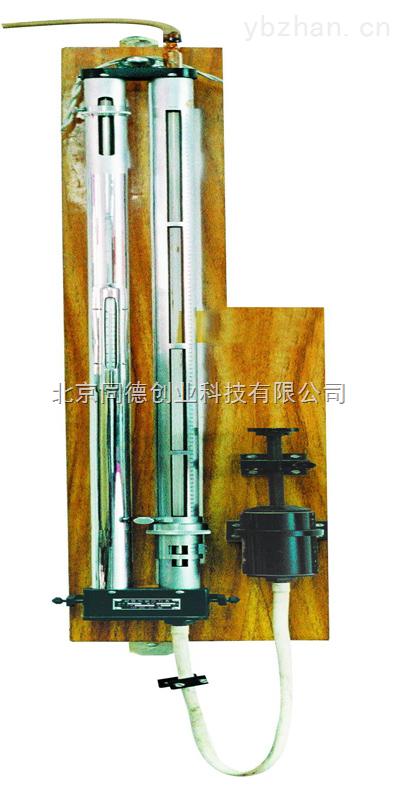 DYB3-買雙管水銀壓力表找北京創業科技有限公司 現貨價格低廉