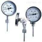 双金属温度计测量