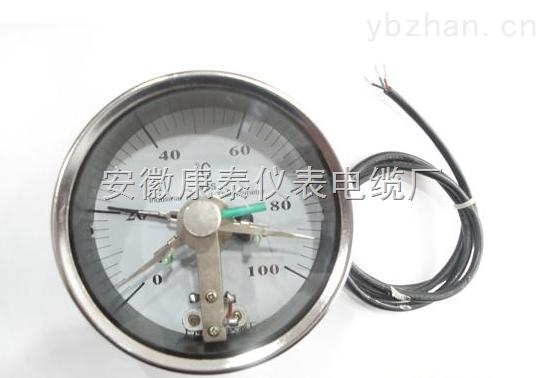 WSSX-401电接点双金属温度计
