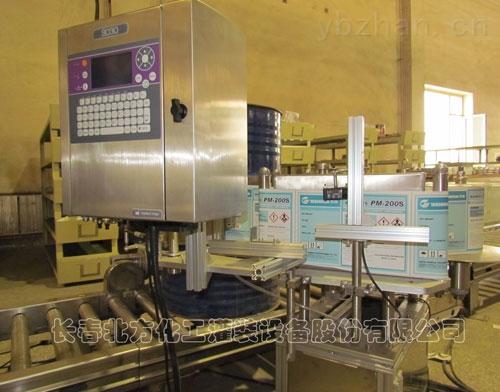 北方灌装-宽幅贴标机,贴标机,化工贴标机