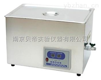 双频台式超声波清洗机