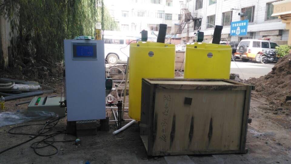 琿春一體化生活污水處理設備白菜價