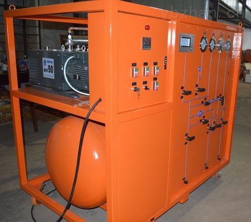 KSLHB-12Q/15/350-环保气体混合气体SF6回收净化装置