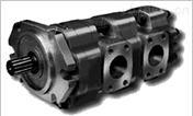 GPC4多聯液壓齒輪泵