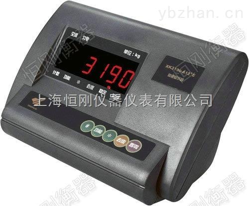 上海耀華xk3190-a12e地磅顯示器