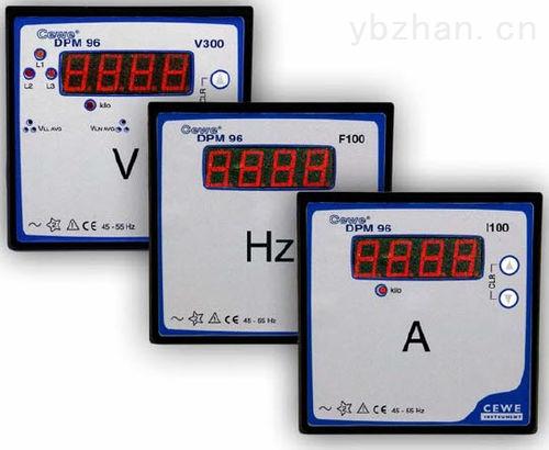 cewe磁电系电流电压表
