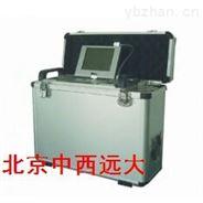 微电脑自动烟尘烟气分析仪 型号:WT10-TH880F库