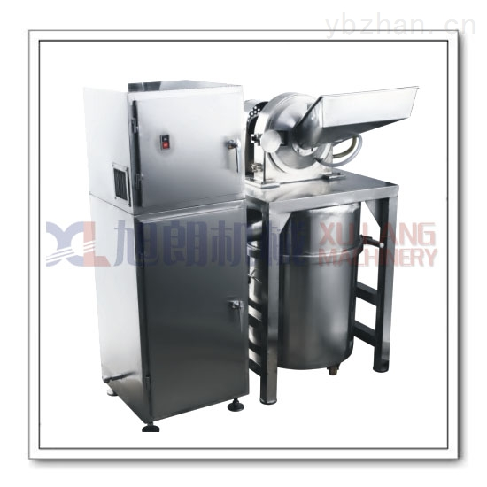 WN-300A+-不锈钢原料粉碎机