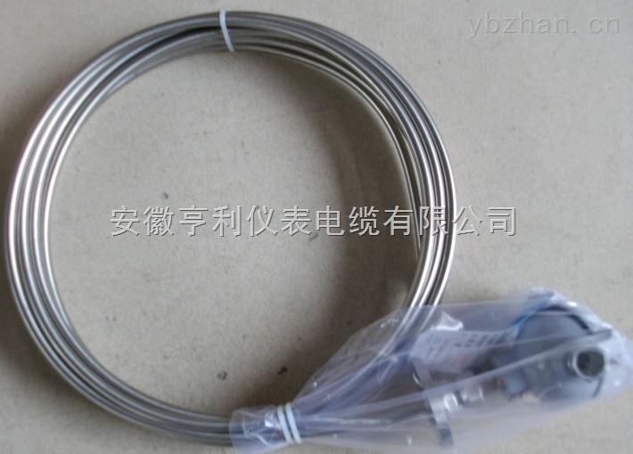 防爆铠装热电阻