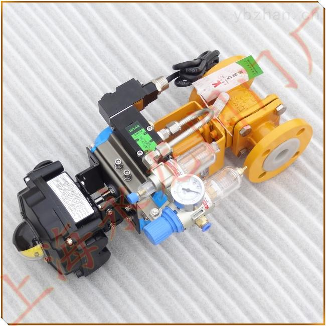 液态氯专用紧急气动切断阀