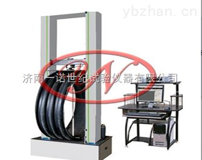 微机控制塑料管材环刚度试验机