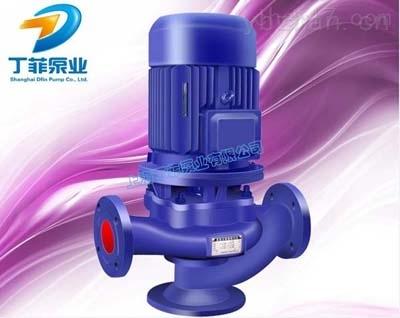 GW鑄鐵管道泵