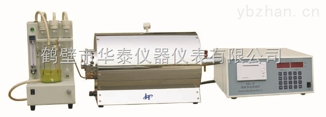 微机 WDL-8C型快速测硫仪