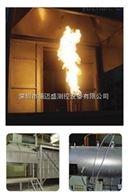屋角耐火燃烧试验装置