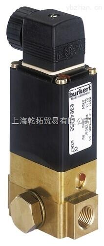 正品BURKERT柱塞电磁阀,宝德柱塞电磁阀电子样本