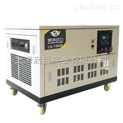 LS-15GE罗飒15kw汽油发电机