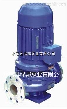 IHG不銹鋼管道循環離心泵