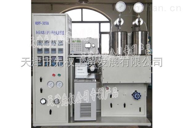 WDPF-3050A加压双路(炉)平行反应装置