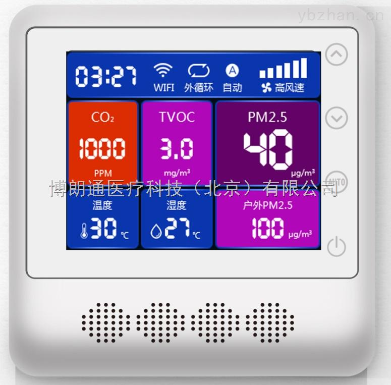 博朗通K系列互联网新风控制器 厂家直销,量大优惠,新风厂家的福音