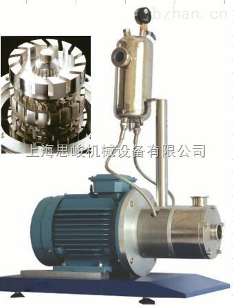 GRS2000/4-潤滑油乳化機