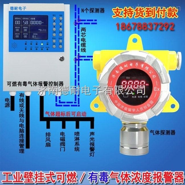 氯乙烯气体报警器的控制器产品概述 ZA-K6000-ZL-9可燃气体控制器通过查询方式获得探测器信息,经过高速CPU数据处理,通过LCD显示出探测器相应的浓度、状态并输出相应的控制信号。 本产品设计遵循国标GB16808-2008。控制器外形美观、显示界面清晰、操作简单,产品整机采用模块化结构设计,便于维护。 主要特点  工作方式 M-BUS两总线通讯,负载容量ZA-K6000-ZL9 ≤9路,ZA-K6000-ZL30≤30路,ZA-K6000-ZL60≤60路。  可靠性高 CPU
