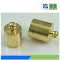12公斤黄铜砝码|12kg锁形铜质砝码|12千克黄铜带钩子砝码