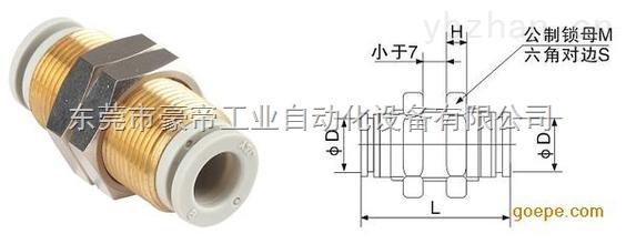 smc氣管,SMC全新原裝 AKH08-00白色氣動接頭 AKH10-00氣動單向閥 直通快插