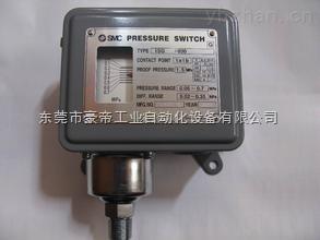 SMC机械式压力开关,ISG121-031