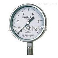 YE-100B不銹鋼膜盒壓力表